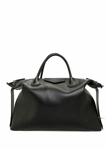 Givenchy Givenchy Antigona  Kadın Deri Omuz Çantası 101539472 Siyah